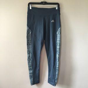 Adidas Climawarm Aztec Detail Leggings